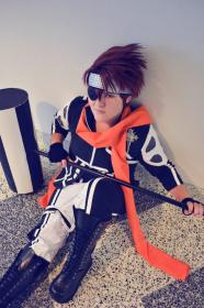 Lavi from D. Gray-Man worn by Nana-chan Cosplay