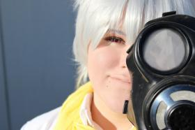 Clear from DRAMAtical Murder worn by Nana-chan Cosplay