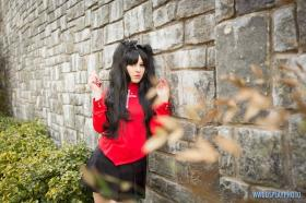 Rin Tohsaka from Fate/Stay Night by Felicia Dark