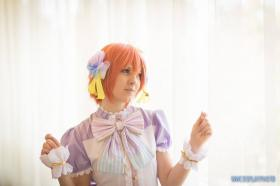 Rin Hoshizora from Love Live!  by Felicia Dark