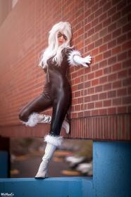 Black Cat from Marvel Comics by Felicia Dark