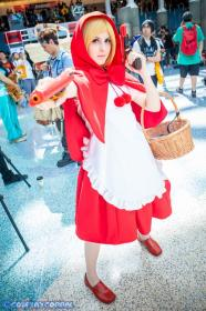 BB Hood / Bulleta from Darkstalkers by Felicia Dark