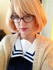 Mirai Kuriyama  from Beyond the Boundary worn by Steph M.