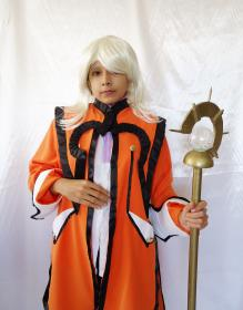 Raine Sage from Tales of Symphonia worn by Niram