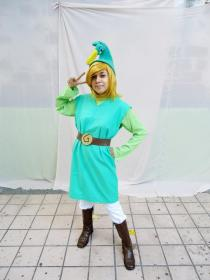 Link from Legend of Zelda: The Minish Cap worn by Niram