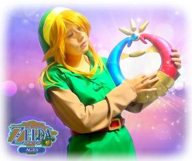 Link from Legend of Zelda: Oracle of Ages worn by Niram