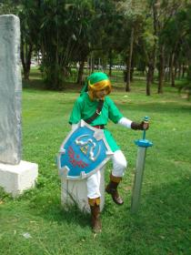 Link from Legend of Zelda: Ocarina of Time worn by Niram