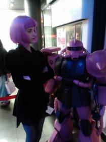Haman Karn from Mobile Suit Zeta Gundam worn by Newtype Lady