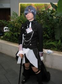 Ciel Phantomhive from Black Butler worn by Rayinuya