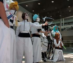 Grimmjow Jeagerjaques from Bleach worn by Peach Cream