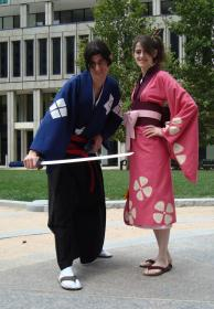 Fuu from Samurai Champloo worn by Star Willow