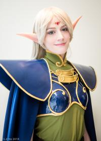 Deedlit from Record of Lodoss Wars by Star Willow