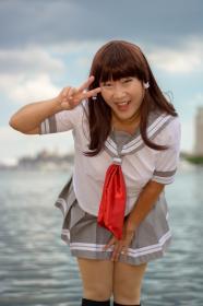 Dia Kurosawa from Love Live! Sunshine!!