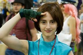 Emma Sheen from Mobile Suit Zeta Gundam worn by Moravenka
