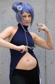 Konan from Naruto worn by Khamomeal Tea
