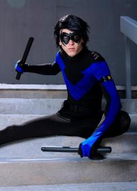 Nightwing from DC Comics  by EthanFoxx