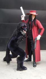 Alucard from Hellsing  by Lycana