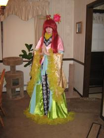 Kougyoku Ren from Magi Labyrinth of Magic worn by ClaimingRissa