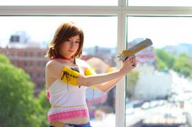 Yuna from Final Fantasy X-2 worn by ClaimingRissa