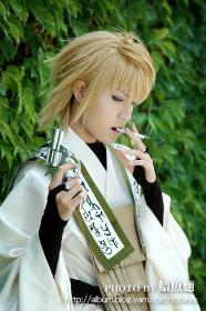 Genjo Sanzo from Saiyuki Reload  by Jermany