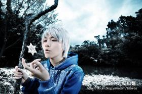 Jack Frost from Rise of the Guardians worn by Jermany