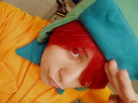 Kyle Broflovski from South Park worn by Mariel Broflovski