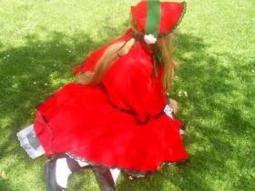 Shinku from Rozen Maiden worn by Mariel Broflovski