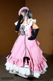 Ciel Phantomhive from Black Butler worn by Mariel Broflovski