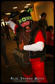 Demoman from Team Fortress 2