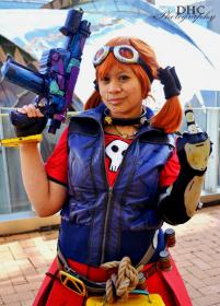 Gaige from Borderlands 2  by NOT godzilla