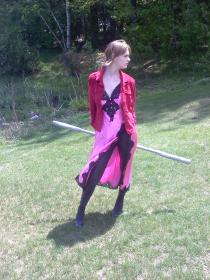 Aeris / Aerith Gainsborough from Final Fantasy VII worn by FE Korika