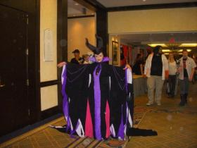 Maleficent from Sleeping Beauty worn by Midorikai