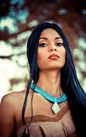 Pocahontas from Pocahontas worn by Sara Moni