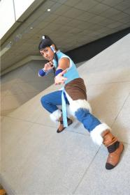 Korra from Legend of Korra, The  by Acelena
