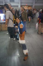 Korra from Legend of Korra, The worn by Acelena