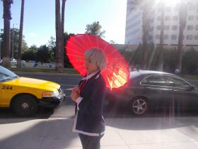 Yashiro Isana from K / K Project worn by Kris10