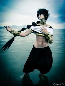 Judar from Magi Labyrinth of Magic worn by Cosmmix