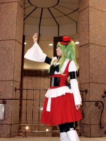 C.C. from Code Geass worn by Capulin