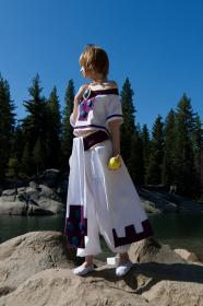 Sakura from Tsubasa: Reservoir Chronicle worn by AliceInTheTARDIS