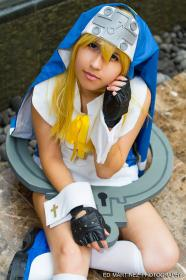 Bridget from Guilty Gear X worn by Okashi Panda