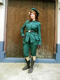 Hungary / Elizabeta H�derv�ry from Axis Powers Hetalia worn by Godtier AR