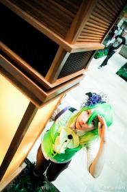 Gumi from Vocaloid 2 worn by Misona
