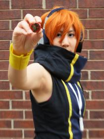 Neku Sakuraba from The World Ends With You by Misona