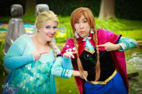 Anna from Frozen (Worn by Misona)