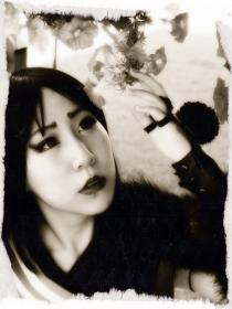 Oichi from Sengoku Basara  by Misona