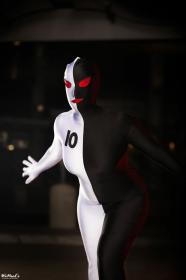 Ten from Batman Beyond  by Stephbot
