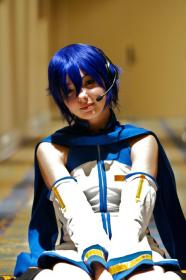 Kaiko from Vocaloid worn by Mari Aerony