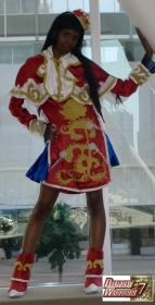 Da Qiao from Dynasty Warriors 7 worn by Miki Pixie