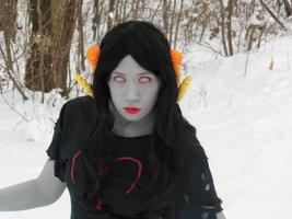 Aradia Megido from MS Paint Adventures / Homestuck worn by Spice-hime