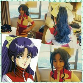 Kazumi Amano from Gunbuster